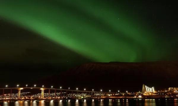 Fotos-de-Auroras-Boreales-en-Noruega-Tromso-en-Lofoten ▷ El mejor lugar de Noruega para ver la aurora boreal