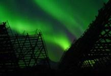Fotos de Auroras Boreales en Noruega