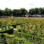 Fotos de Bamberg, Jardin de las Rosas