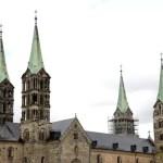 Fotos de Bamberg, torres de la Catedral