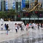 Fotos de Bangkok en Tailandia, Centro Comercial Siam Paragon