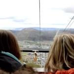 Fotos de Bergen, Monte Ulriken teleferico