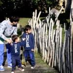 Fotos de Bioparc Valencia, Vero Teo, Oriol y los lemures