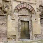Fotos de Córdoba, portal de la Mezquita