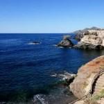 Fotos de Cabo de Palos en Murcia, escaleras