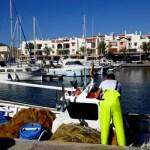 Fotos de Cabo de Palos en Murcia, pescador