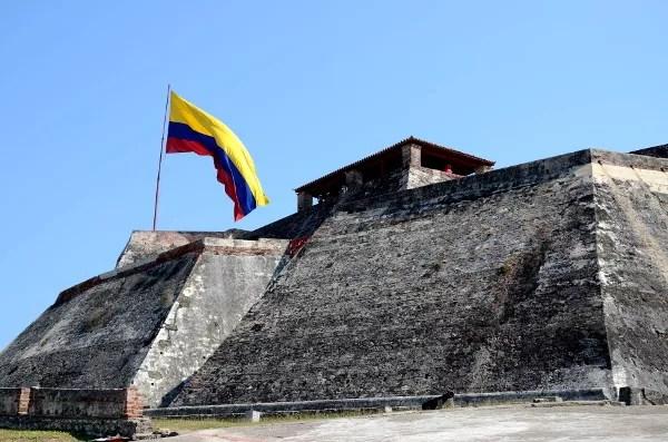 Fotos de Cartagena de Indias, Castillo de San Felipe de Barajas