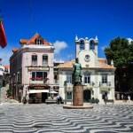 Fotos de Cascais en Portugal, centro de Cascais