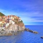 Fotos de Cinque Terre en Italia, Manarola