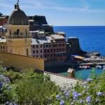 Fotos de Cinque Terre en Italia, Vernazza
