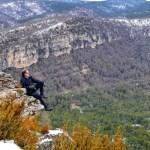 Fotos de Cuenca, Avistu en el Mirador de la Peña del Reloj