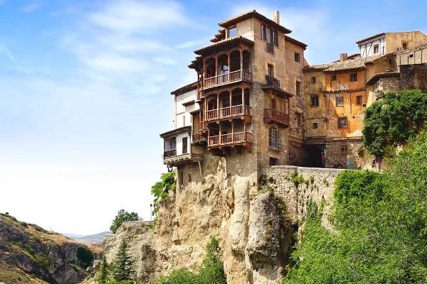 Fotos de Cuenca, Casas Colgadas