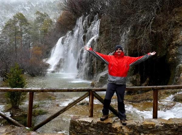 Fotos de Cuenca, Pau Nacimiento del Rio Cuervo