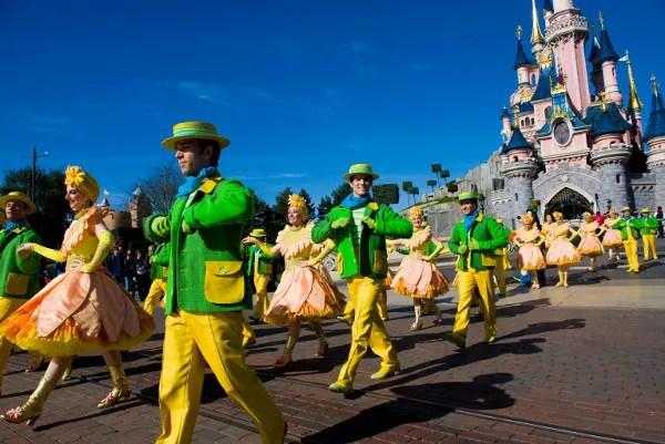 Fotos de Disneyland Paris, desfile