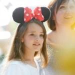 Fotos de Disneyland Paris, niña