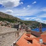 Fotos de Dubrovnik en Croacia, murallas