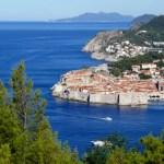 Fotos de Dubrovnik en Croacia, vistas panoramicas