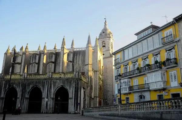 Fotos de Euskadi. Lekeitio, Basílica