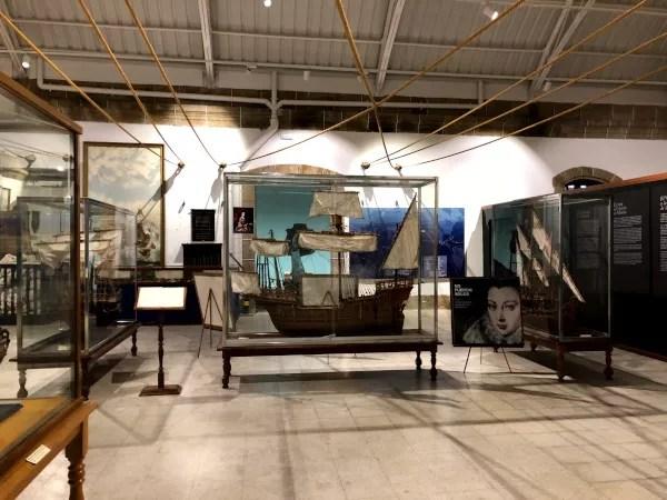 Fotos de Ferrol en Galicia, Museo Naval