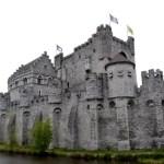 Fotos de Gante en Flandes, castillo