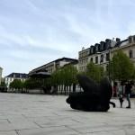 Fotos de Gante, ruta street art padre e hijo mystic leaves