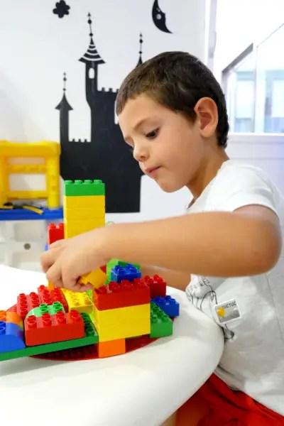 Fotos de Hotel del Juguete de Ibi, Oriol ludoteca LEGO