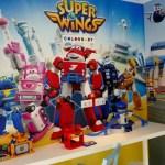 Fotos de Hotel del Juguete de Ibi, juguetes Super Wings