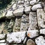 Fotos de Irlanda del Norte, escaleras en Carnlough