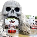 Fotos de Legoland Alemania, area de piratas