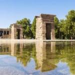 Fotos de Madrid, Templo de Debod