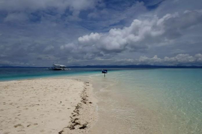 Fotos de Malapascua en Filipinas, Kalanggaman