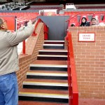 Fotos de Manchester, banquillo Old Trafford
