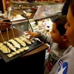 Fotos de Morella, Teo i Oriol quesos