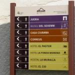 Fotos de Morella, señales
