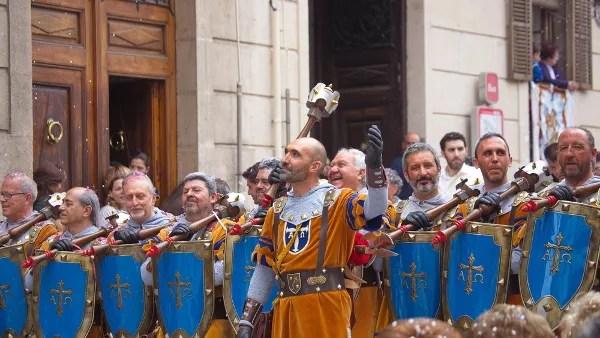 Fotos de Moros y Cristianos de Alcoy, Asturianos
