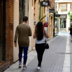 Fotos de Murcia, paseando por las calles comerciales