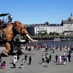 Fotos de Nantes en Francia, Grand Élephant