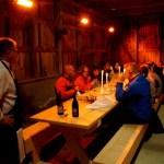 Fotos de Noruega Artica, cena en Elgsnes Gard