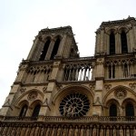 Fotos de Notre Dame de Paris, torres