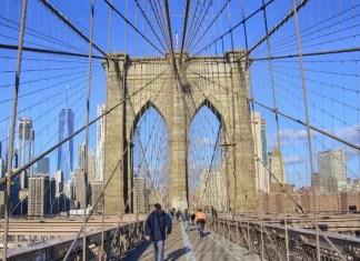Fotos de Nueva York, Brooklyn Bridge