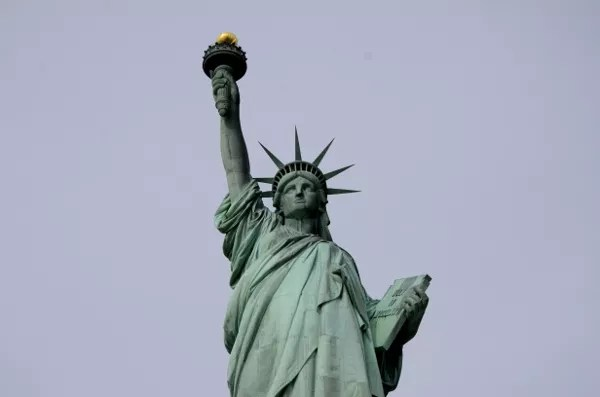 Fotos de Nueva York, Estatua de la Libertad