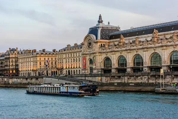 Fotos de Paris, Museo d'Orsay