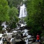 Fotos de Pirineo de Lleida, Cascada Aiguestortes