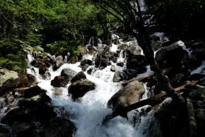 Fotos de Pirineo de Lleida, Cascada en Aiguestortes