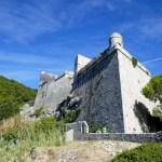 Fotos de Portovenere en Italia, Castillo Doria