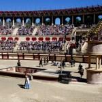 Fotos de Puy du Fou, espectaculo circo romano