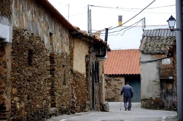 Fotos de Romangordo en Caceres, pueblo