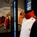 Fotos de Romangordo en Caceres, uniformes de la Ruta de los Ingleses