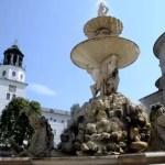 Fotos de Salzburgo en Austria, fuente
