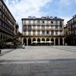 Fotos de San Sebastián, Plaza de la Constitucion